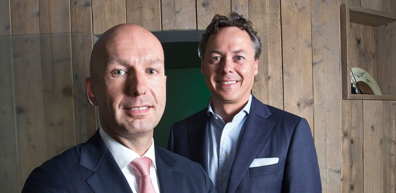 """Interview CEO's Aseptix and ING Group in Dutch """"Financieele Dagblad"""""""